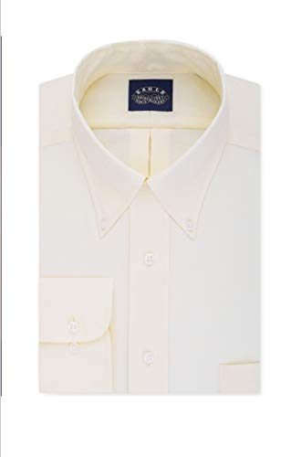 Eagle Shirtmakers Slim Fit Dress Shirt Light Tan Men's for sale  Delivered anywhere in USA