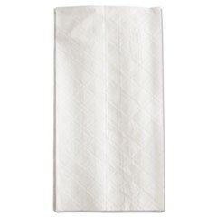 SCOTT Tall-Fold Dispenser Napkins, 1-Ply, 7w x 13 1/2d, White, 8000/Carton Scott Tall Fold Dispenser Napkins