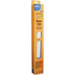 (Bulk Buy: Pellon Interfacing (3-Pack) Wonder Under Fusible Web White 15in. x 2yd 805R)
