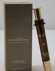 Gratiae Organic Beauty Ultrox Facial Wrinkle Filler Cream
