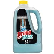 Drano Max Build-Up Remover, Commercial Line, 64 fl oz (Pack of 4) by SC Johnson (Image #3)