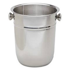 -- Stainless Steel Wine Bucket, 8 qt.