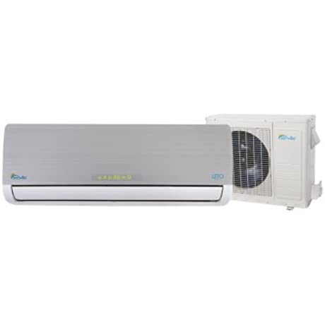 Senville Leto 9000 BTU Ductless Mini Split Air Conditioner And Heat Pump