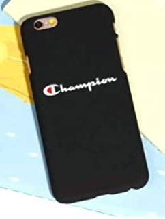 419944bc6cc9b Iphone 6   6s case Champion logo sports vintage plastic hard case ...