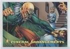 Funeral Arrangements (Trading Card) 1994 Fleer Marvel Cards The Amazing Spider-Man - [Base] #148
