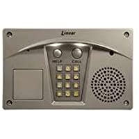 Garage Door Parts - Linear Residential Telephone Entry System Model Number: Re-2n (Nickel) by Linear