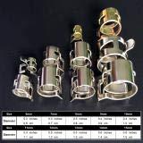 abrazadera de manguera de vac/ío pinzas de manguera de combustible 10 clips de resorte tubo de aire acero de manganeso tubos de agua