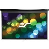 Elite Screens Manual Projection Screen by Elite Screens