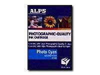(Alps Printer Photo Ink Cartridge for ND-2300 (Cyan))