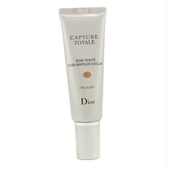 Christian Dior Capture Totale Multi Perfection Tinted Moisturizer for Women, No. 2 Golden Radiance, 1.9 Ounce