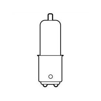 - Kichler 5905FST 60-watt Candelabra Base T3 Replacement Krypton Lamp, Frosted