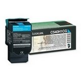 New - C54X/X543/X544 HIGH CYAN TONER - C540H1CG