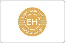 East Hampton Sandwich Co. Gift Card ($25) (Hampton Stores)