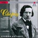 Chopin: Famous Piano Works - Valses, Ballades, Scherzi