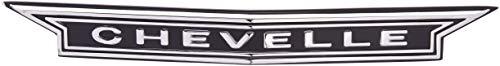 """Trim Parts 4309 Grille Emblem (1966 Chevelle """"Chevelle"""")"""