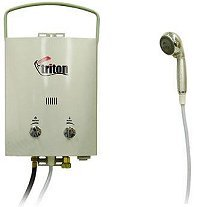 Triton Hot Water Heater Shower 5L by Triton