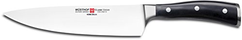 Wusthof Classic Ikon High Carbon Steel Cook's Knife, 8 Inch