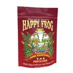 Happy Frog Tomato & Vegetable 720165 HAPPY FROG TOMATOand VEGETABE 4LB