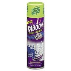 ** Foamtastic Bathroom Cleaner, Fresh Scent, 19oz Spray Can **
