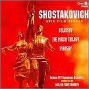 Shostakovich: Epic Film Scores (Maxim Trilogy / Bilinsky / Pirogov)