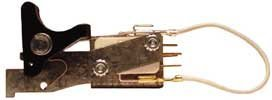 Linear ALLISTER Garage Door Openers 103394 CLosed Limit S...