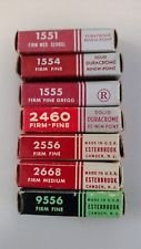 Vintage Original R.Esterbrook pen nibs
