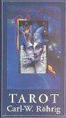 Das Röhrig-Tarot, Buch m. Tarotkarten