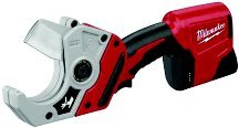 Milwaukee Tool Cordless PVC Shear Pipe Cutter M12 - Offset Shear Cordless