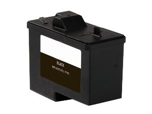 Dell 7Y743, 310-3540, 310-4631 (Series 2) Black High Resolution OEM Genuine Inkjet/Ink Cartridge - Retail