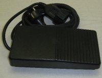 Hegner 3000 Interrupteur à pédale pour scie à chantourner M1/M2S/M-SE/M-Quick