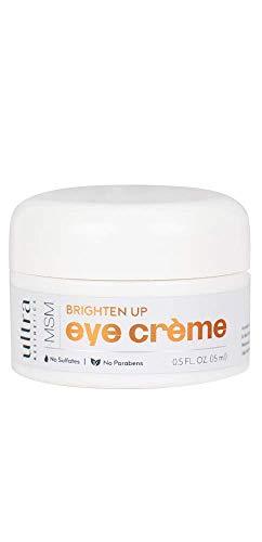 Ultra Aesthetics - MSM Eye Creme - 0.5oz