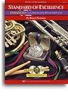 Standard Of Excellence: Enhanced Comprehensive Band Method Book 1 (Flute). Partitions, CD, CD-Rom pour Flûte Traversière