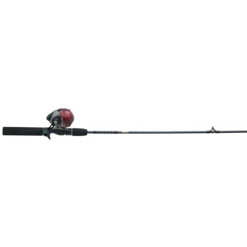 Zebco Spincast Fishing Combo with TacklePak