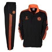 great fit new york best price adidas 1-Survêtement CHELSEA FC JR Noir-Orange(2011-2012 ...