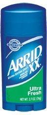 Review Arrid XX Ultra Fresh Extra Dry Solid Anti-Perspirant Deodorant 2.6 oz by ARRID XX