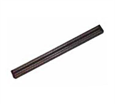 "Winco PMB-24 Magnetic Bar with Plastic Base 24-Inch"", Black"