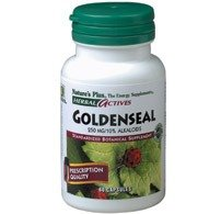 Goldenseal Extract 250mg Nature's Plus 60 Caps ()