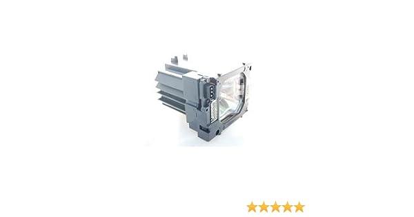 Projectors Replacement Lamp Module for Sanyo PLC-XP100L LP-XP100L W Includes Lamp and Housing