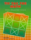 img - for Tic-Tac-Toe Math: For Grades 3 and 4 book / textbook / text book