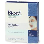 Biore Self-Heating Mask – 6 ea For Sale