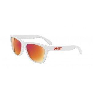 Gafas de sol Oakley OO9013 FROGSKINS 24-307 POLISHED WHITE ...