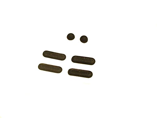 Dell Inspiron B130 - B130-ScrewCover - Dell Inspiron B130 / 1300 LCD Display Rubber Screw Cover Set of 6