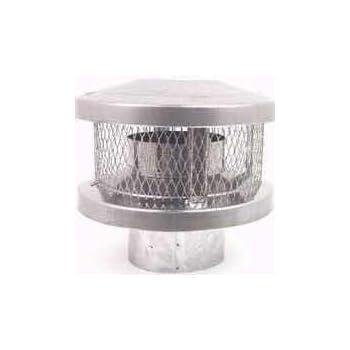 Speedi Products Ex Rcgu 08 8 Inch Diameter Galvanized