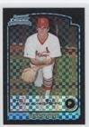 (Baseball Card) 2003 Bowman Draft Picks & Prospects - [Base] - Chrome X-Fractor #BDP37 ()