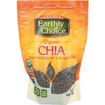 Ruths Hemp Foods Seeds,Og2,Chia 8 Oz (Pack Of 6)