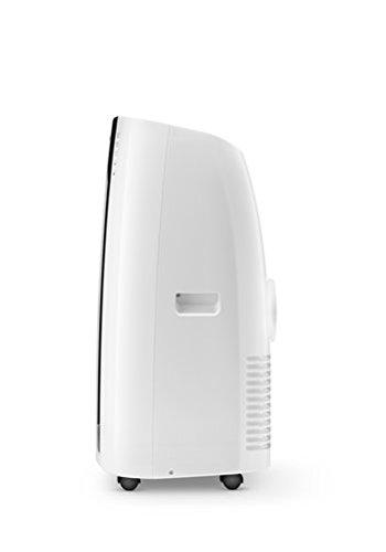 DeLonghi Pinguino Deluxe Portable Air Conditioner 600 sq ft White De/'Longhi PACEX140ES