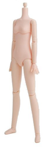 Ball Jointed Body - 1/6 scale Obitsu 25cm female body 25BD-F01W-G White skin w/ magnet
