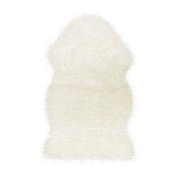 ikea-30229077-tejn-faux-sheepskin-white
