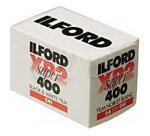Ilford XP2 400asa 35mm Black & White Film
