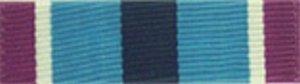 Awards Navy Ribbon - Medal for Humanitarian Service Ribbon